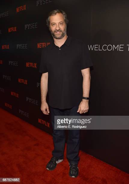 Executive Producer Judd Apatow attends the Netflix Comedy Panel For Your Consideration Event at Netflix FYSee Space on May 23 2017 in Beverly Hills...