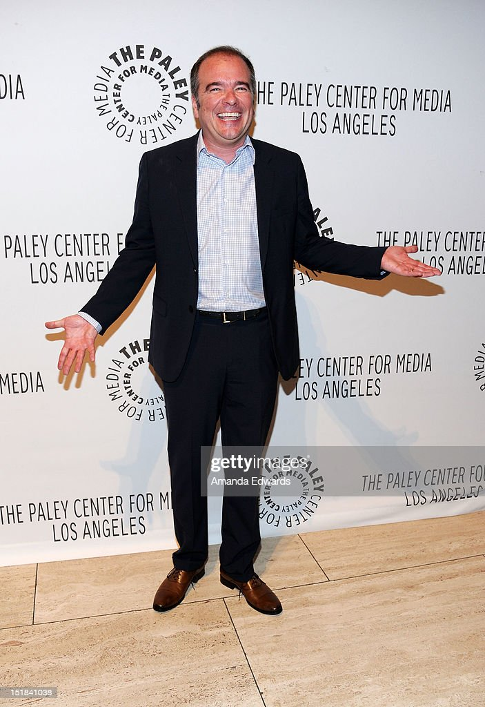 Executive Producer Kevin Abbott arrives at the 2012 PayleyFest : Fall TV Preview Party -ABC at The Paley Center for Media on September 11, 2012 in Beverly Hills, California.