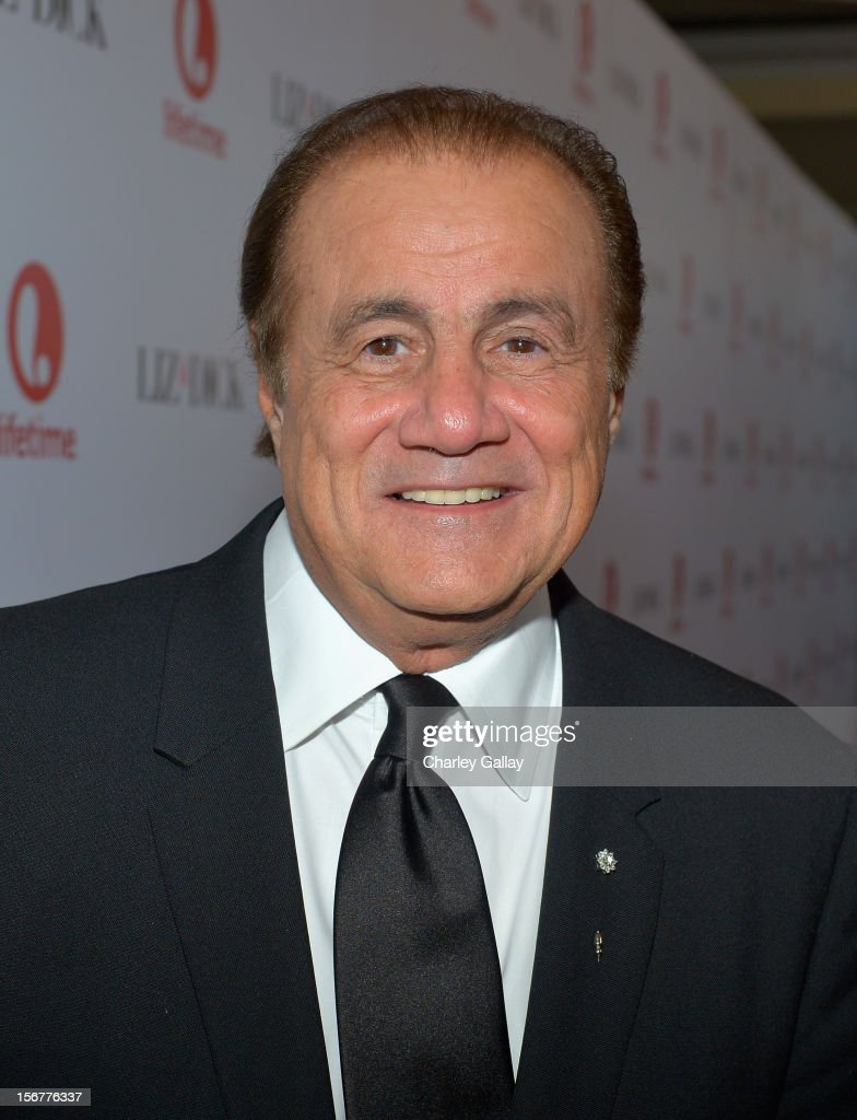 Executive producer Larry Thompson attends a private dinner for the Lifetime premier of 'Liz & Dick' at Beverly Hills Hotel on November 20, 2012 in Beverly Hills, California.