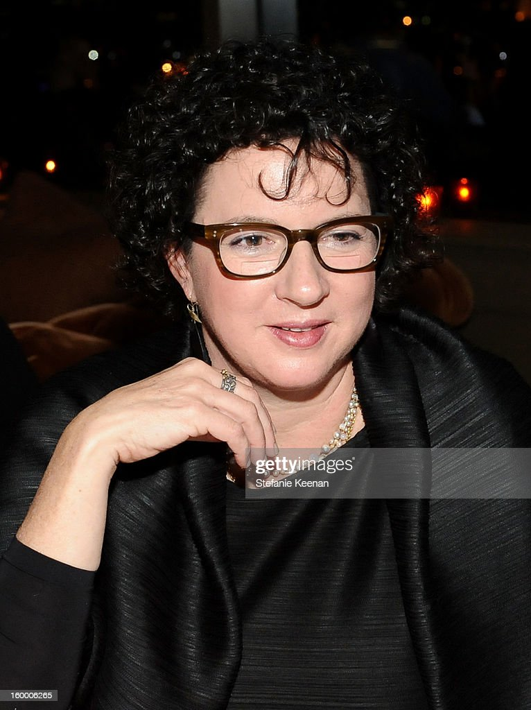 Executive Producer Lauren Lexton attends the ELLE's Women in Television Celebration at Soho House on January 24, 2013 in West Hollywood, California.