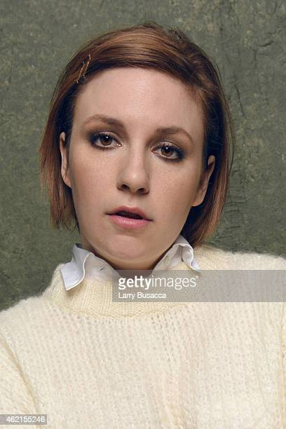 Executive producer Lena Dunham of 'It's Me Hilary The Man Who Drew Eloise' poses for a portrait at the Village at the Lift Presented by McDonald's...