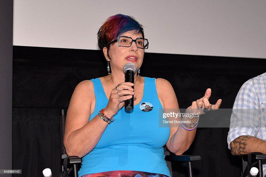 Executive Producer Linda Karn attends 'Matt Shepard Is A Friend Of Mine' benefit screening and Q&A at ArcLight Chicago on June 27, 2016 in Chicago, Illinois.