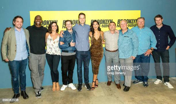 Executive Producer Luke Del Tredici Actors Terry Crews Melissa Fumero Andy Samberg Stephanie Beatriz Joe Lo Truglio Dirk Blocker Joel McKinnon Miller...
