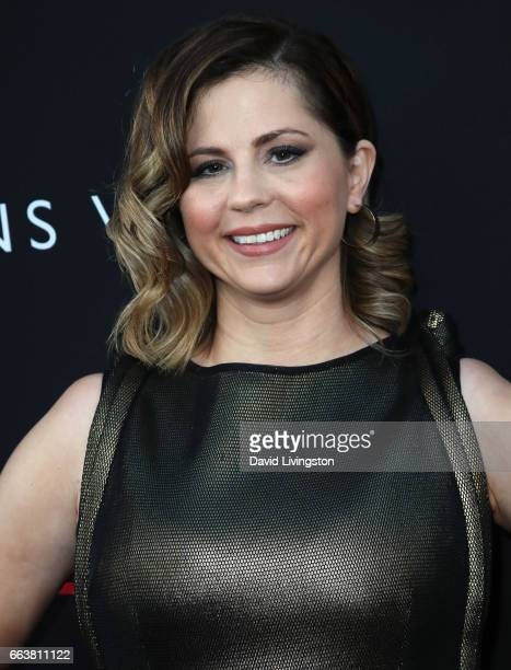 Executive producer Mandy Teefey attends the premiere of Netflix's '13 Reasons Why' at Paramount Pictures on March 30 2017 in Los Angeles California