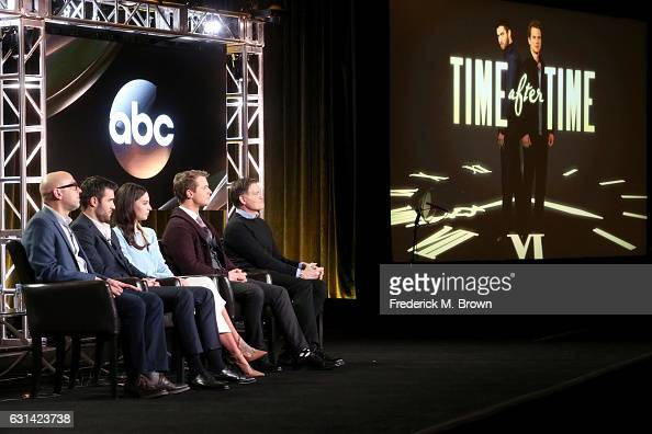 Executive Producer Marcos Siega actors Josh Bowman Genesis Rodriguez and Freddie Stroma and Creator/Executive Producer Kevin Williamson of the...