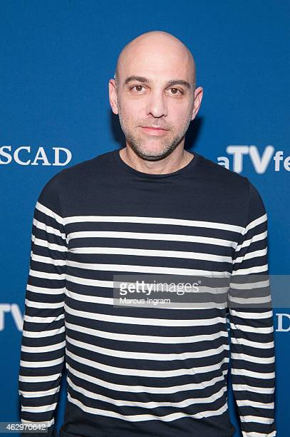 Executive producer Marcos Siega attends aTVfest 2015Day 3 Press Junket of FOX's 'The Following' presented by SCAD on February 7 2015 in Atlanta...