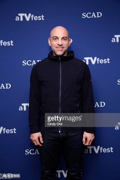 Executive producer Marcos Siega attends 'The Following' press junket during aTVfest presented by SCAD on February 7 2015 in Atlanta Georgia