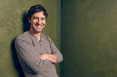 Executive producer Mark Duplass from 'Animals' poses for a portrait at the Village at the Lift Presented by McDonald's McCafe during the 2015...