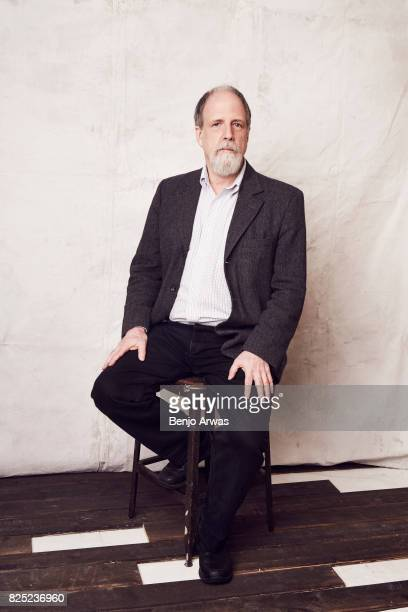 Executive producer Mark Samels of PBS's 'Into the Amazon' poses for a portrait during the 2017 Summer Television Critics Association Press Tour at...