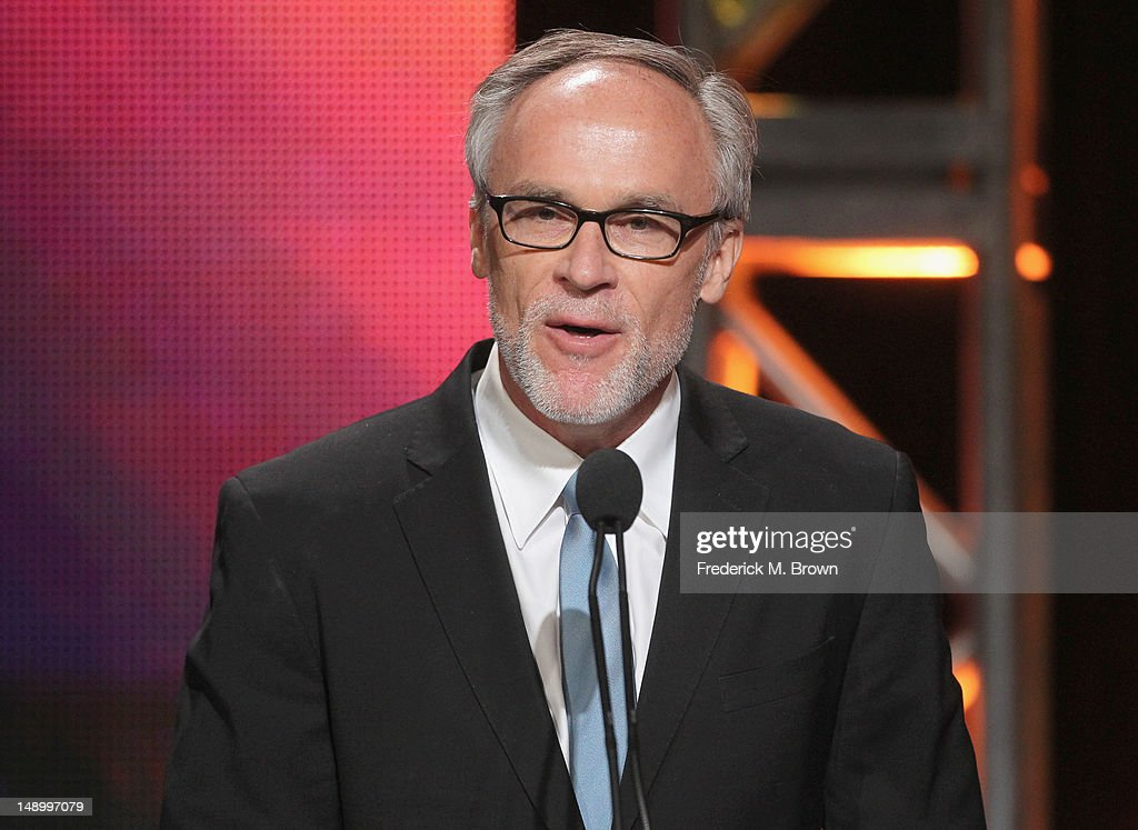 Executive Producer Mark Samels speaks onstage at the American Experience 'Death and the Civil War' panel during day 1 of the PBS portion of the 2012 Summer TCA Tour held at the Beverly Hilton Hotel on July 21, 2012 in Beverly Hills, California.