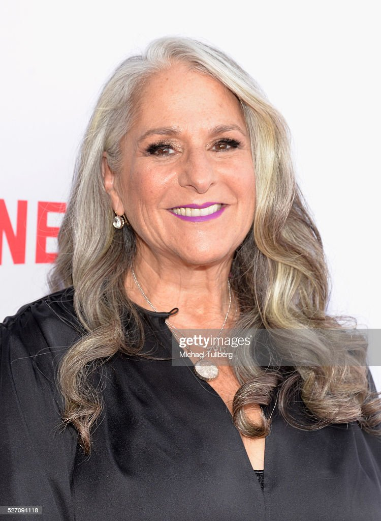 Executive Producer Marta Kauffman attends the premiere of Season 2 of the Netflix Original Series 'Grace & Frankie' at Harmony Gold on May 1, 2016 in Los Angeles, California.