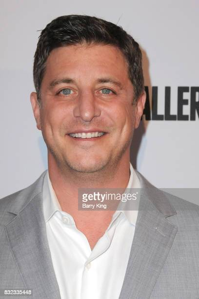 Executive Producer Matthew Rhodes attends screening of Saban Films and DIRECTV's' 'Shot Caller' at The Theatre at Ace Hotel on August 15 2017 in Los...