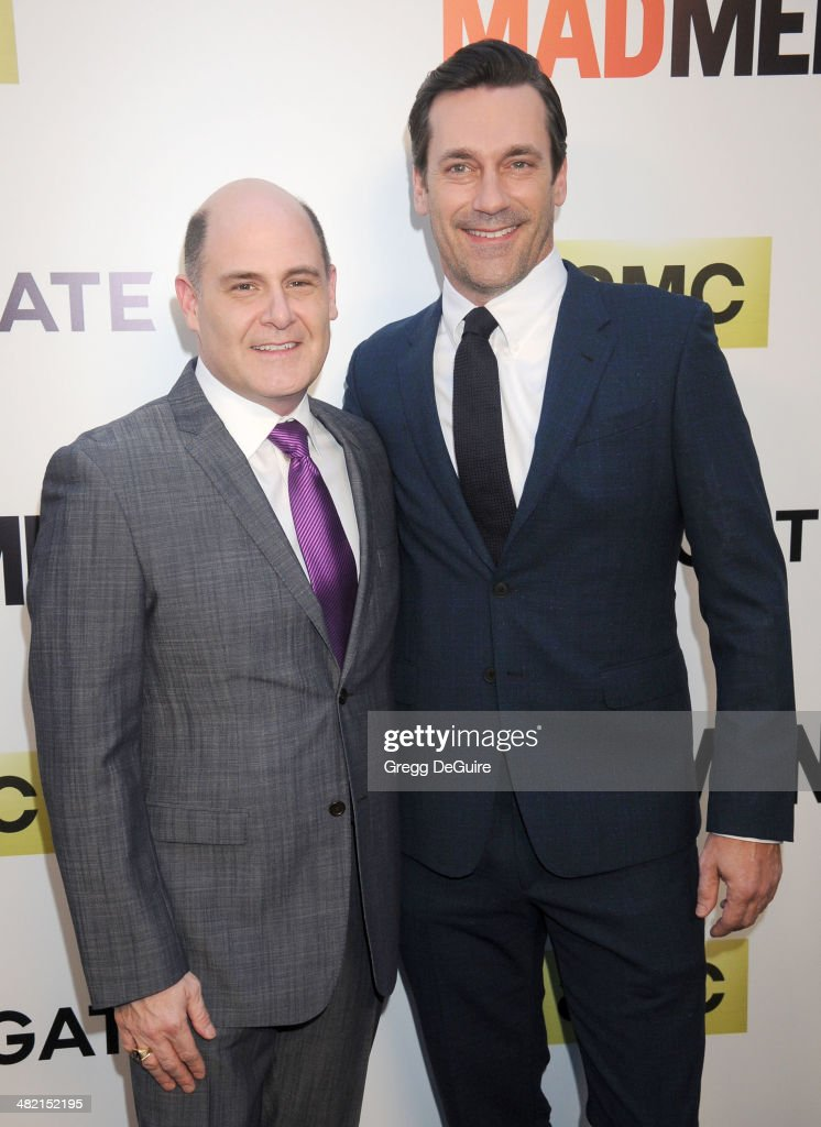 "AMC's ""Mad Men"" Season 7 Premiere Party"