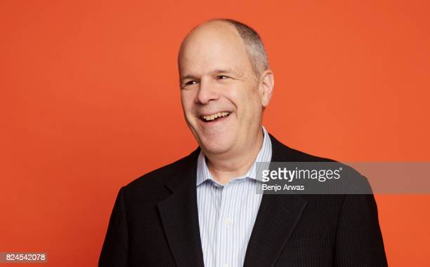 Executive producer Michael Kantor of 'American Masters Richard Linklater dream is destiny' poses for a portrait during the 2017 Summer Television...