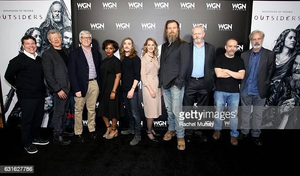 Executive producer Michael Wimer director Jon Amiel executive producer Peter Tolan actors Christina Jackson Kyle Gallner Francie Swift Ryan Hurst...