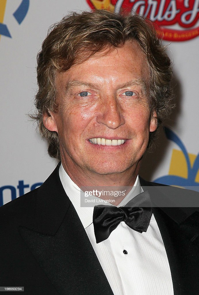 Executive producer Nigel Lythgoe attends the Dream Foundation's 11th Annual Celebration of Dreams at Bacara Resport and Spa on November 16, 2012 in Santa Barbara, California. Dream Foundation is a national organization that serves the final wishes of adults - and their families - facing life-threatening illness.