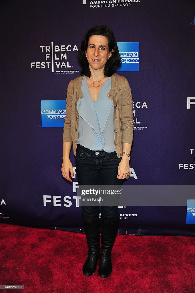 Executive producer of the short My Neighborhood, Ronit Avni, attends Shorts Program: Help Wanted during the 2012 Tribeca Film Festival at the AMC Loews Village 7 on April 21, 2012 in New York City.