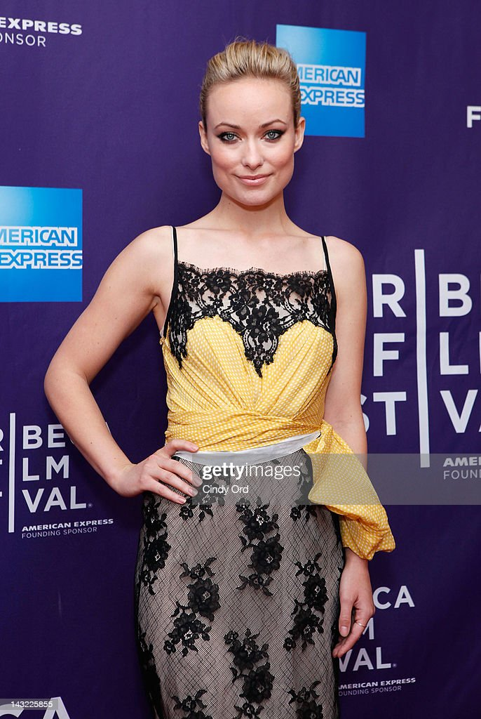Executive Producer <a gi-track='captionPersonalityLinkClicked' href=/galleries/search?phrase=Olivia+Wilde&family=editorial&specificpeople=235399 ng-click='$event.stopPropagation()'>Olivia Wilde</a> attends 'Help Wanted' Shorts Program during the 2012 Tribeca Film Festival at the AMC Lowes Village on April 21, 2012 in New York City.