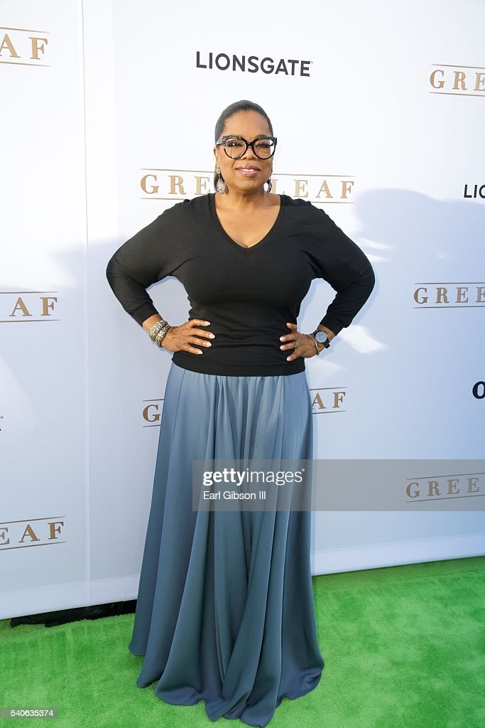 Executive Producer Oprah Winfrey attends the premiere of OWN's 'Greenlear' at The Lot on June 15, 2016 in West Hollywood, California.