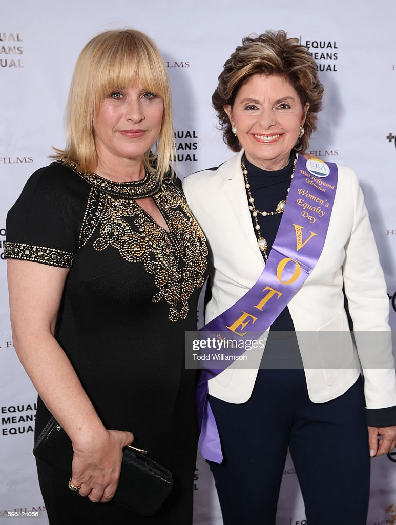 executive producer patricia arquette and gloria allred attend a screening of heroica films equal - Executive Producer Music
