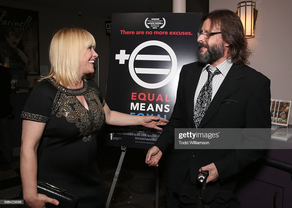 executive producer patricia arquette and judd nelson attend a screening of heroica films equal executive - Executive Producer Music