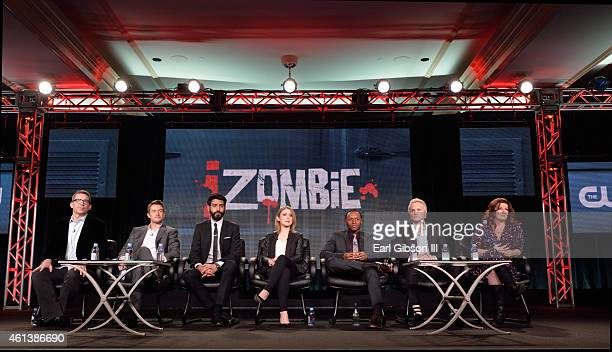Executive Producer Rob Thomas Actor Robert Buckley Actor Rahul Kohli Actor Rose Mclver Actor Malcolm Goodwin Actor David Anders and Executive...