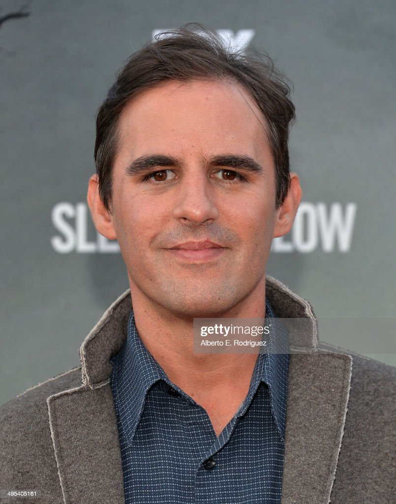 Executive producer Roberto Orci arrives to a special screening of Fox's 'Sleepy Hollow' at Hollywood Forever on June 2, 2014 in Hollywood, California.