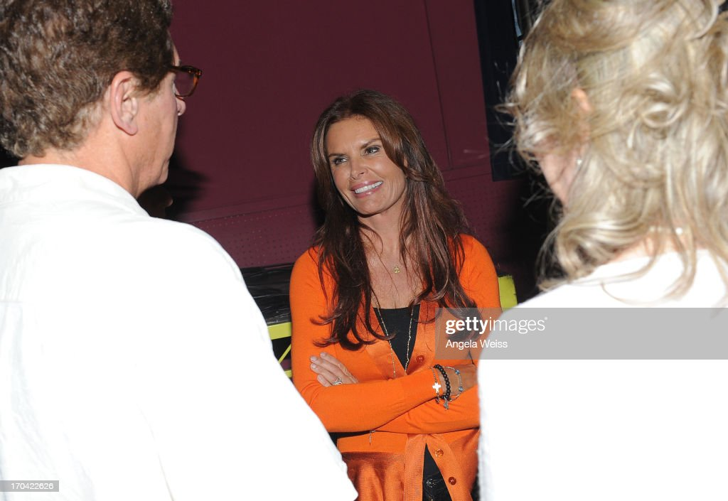 Executive Producer Roma Downey attends a special event for History's 'The Bible' at Harmony Gold Theatre on June 12, 2013 in Los Angeles, California.