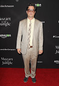 Executive producer Roman Coppola attends the 'Mozart In The Jungle' Emmy FYC screening event at Hollywood Roosevelt Hotel on April 21 2016 in...
