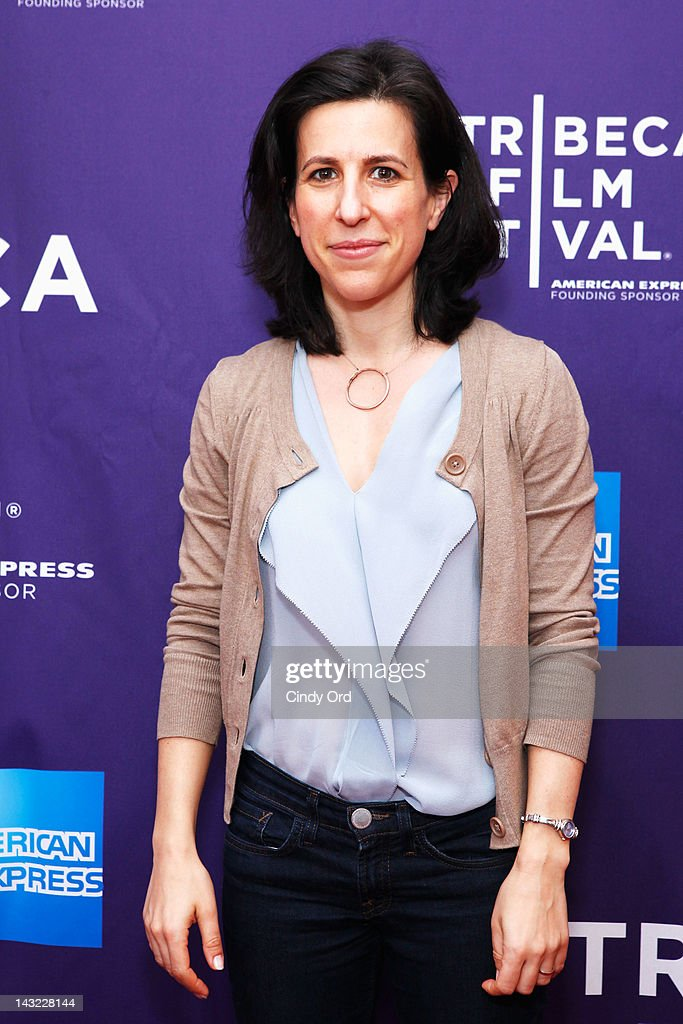 Executive Producer Ronit Avni of the film 'My Neighbourhood' attends 'Help Wanted' Shorts Program during the 2012 Tribeca Film Festival at the AMC Lowes Village on April 21, 2012 in New York City.