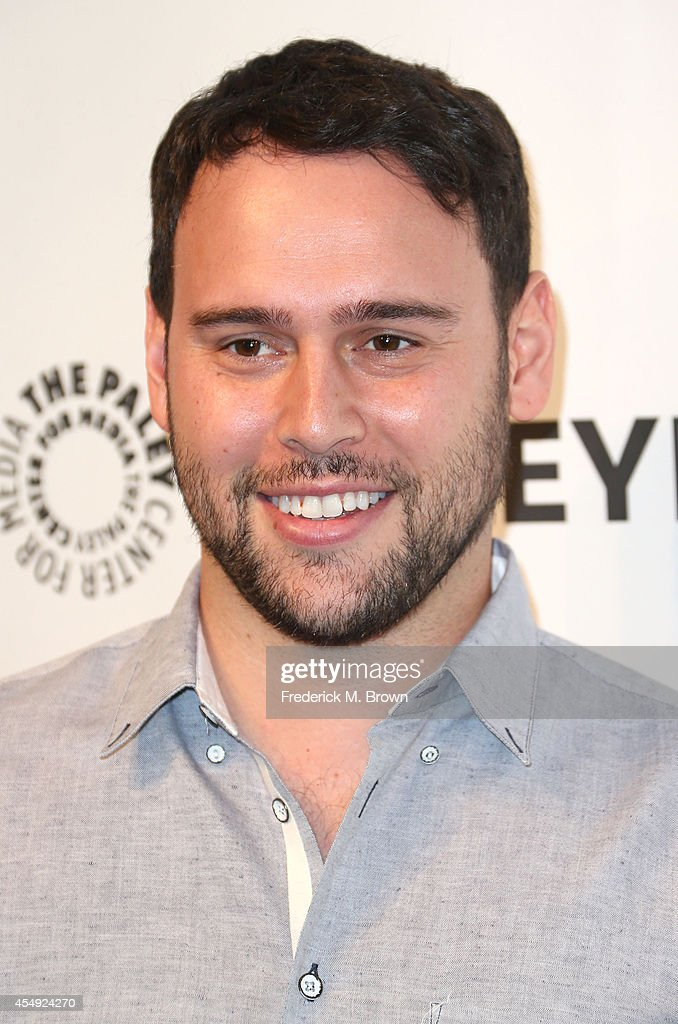 Executive Producer Scooter Braun attends The Paley Center for Media's PaleyFest 2014 Fall TV Review CBS at The Paley Center for Media on September 7...