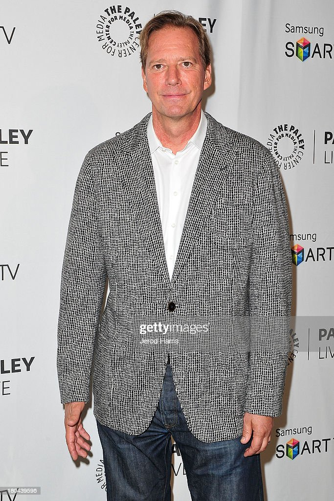 Executive producer Scott Buck arrives at the 2013 Fall Farewell 'Dexter' at The Paley Center for Media on September 12 2013 in Beverly Hills...