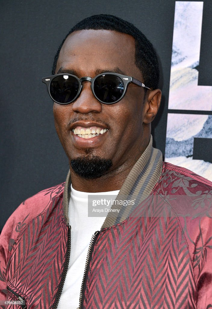 Executive Producer <a gi-track='captionPersonalityLinkClicked' href=/galleries/search?phrase=Sean+Combs&family=editorial&specificpeople=178993 ng-click='$event.stopPropagation()'>Sean Combs</a> attends the Los Angeles premiere of 'Dope' in partnership with the Los Angeles Film Festival at Regal Cinemas L.A. Live on June 8, 2015 in Los Angeles, California.