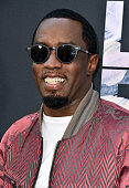 Executive Producer Sean Combs attends the Los Angeles premiere of 'Dope' in partnership with the Los Angeles Film Festival at Regal Cinemas LA Live...