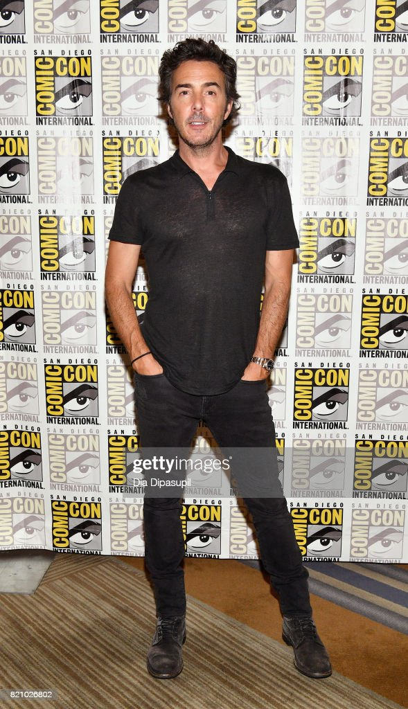 Executive producer Shawn Levy at Netflix's 'Stranger Things' Press line during Comic-Con International 2017 at Hilton Bayfront on July 22, 2017 in San Diego, California.