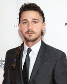 Executive producer Shia LaBeouf attends the world premiere of 'LoveTrue' during the 2015 Tribeca Film Festival at SVA Theatre 2 on April 16 2015 in...