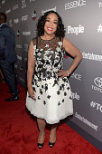 Executive Producer Shonda Rhimes attends the Celebration of ABC's TGIT Lineup presented by Toyota and cohosted by ABC and Time Inc's Entertainment...