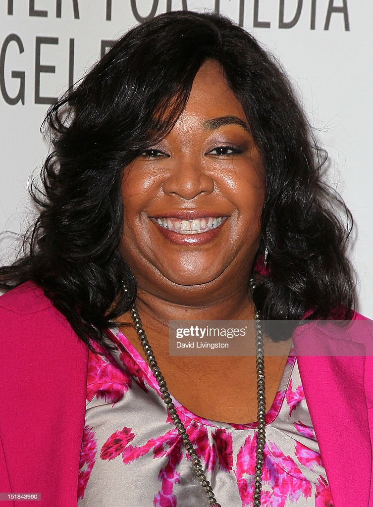 Executive producer Shonda Rhimes attends The Paley Center for Media's 2012 PaleyFest: Fall TV Preview Party for ABC at The Paley Center for Media on September 11, 2012 in Beverly Hills, California.