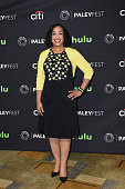 Executive Producer Shonda Rhimes attends The Paley Center For Media's 33rd Annual PaleyFest Los Angeles 'Scandal' at Dolby Theatre on March 15 2016...