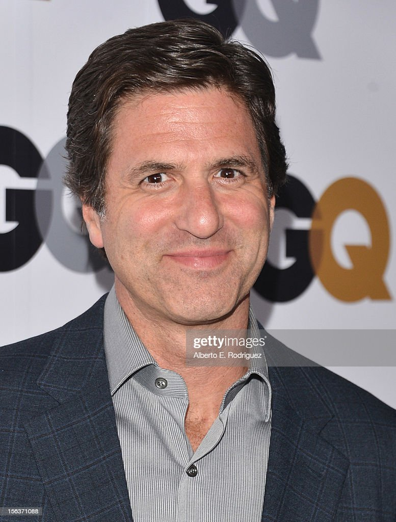 Executive producer Steve Levitan arrives at the GQ Men of the Year Party at Chateau Marmont on November 13, 2012 in Los Angeles, California.