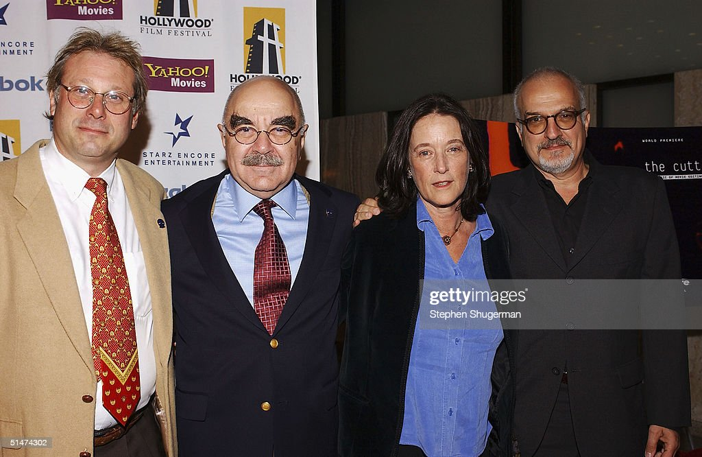 Executive producer Steven B Cohen executive producer Alan Heim producer Wendy Apple and producer Barry Rebo attend The Hollywood Film Festivals...