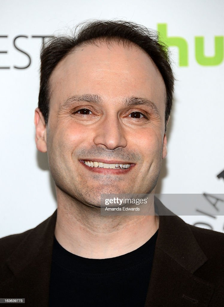 Executive producer Steven Molaro arrives at the 30th Annual PaleyFest: The William S. Paley Television Festival featuring 'The Big Bang Theory' at the Saban Theatre on March 13, 2013 in Beverly Hills, California.