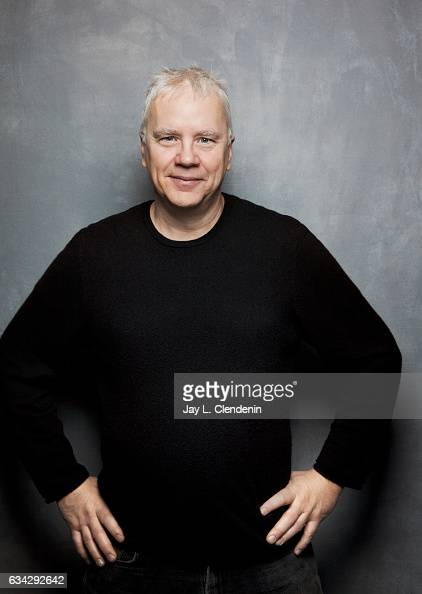 Executive Producer Tim Robbins from the short 'Hot Winter A Film By Dick Pierre' is photographed at the 2017 Sundance Film Festival for Los Angeles...