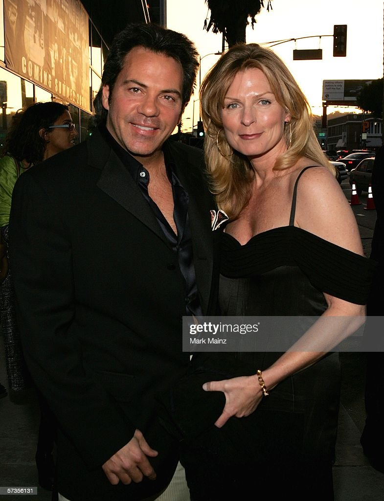Executive Producer Tom Gores attends the premiere of 'The Lost City' at the Cinerama Dome April 17, 2006 in Hollywood, California.