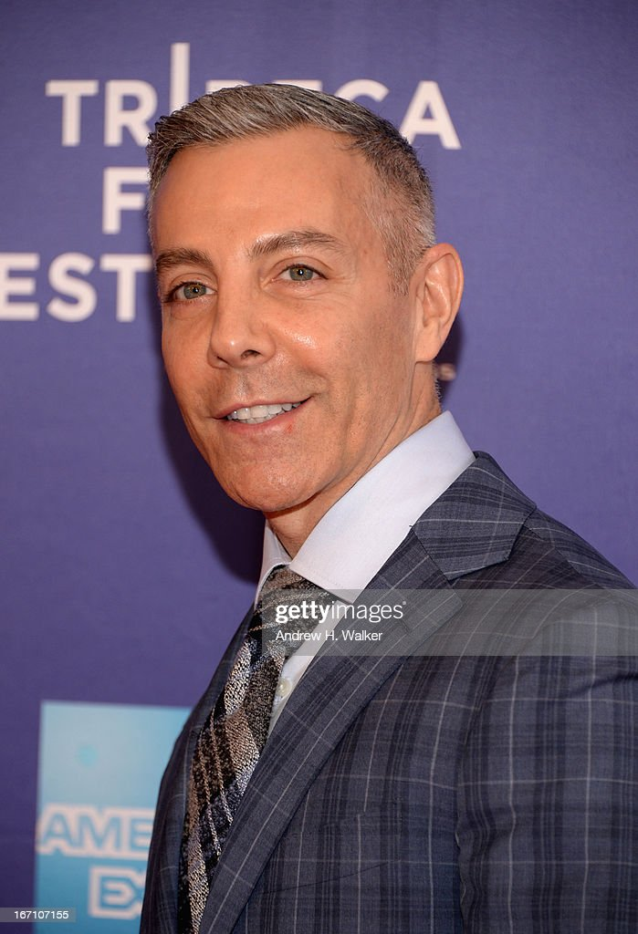 Executive producer Tom Leonardis attends the 'I Got Somethin' To Tell You' World Premiere during the 2013 Tribeca Film Festival on April 20, 2013 in New York City.