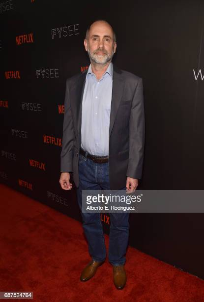 Executive Producer Victor Fresco attends the Netflix Comedy Panel For Your Consideration Event at Netflix FYSee Space on May 23 2017 in Beverly Hills...