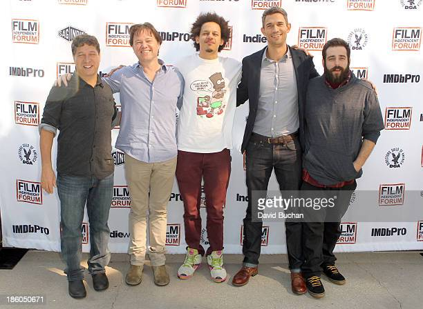 Executive Producer Writer Abominable Pictures Jonathan Stern JASH Founder Daniel Kellison Comedian Eric André President of Production Funny or Die...