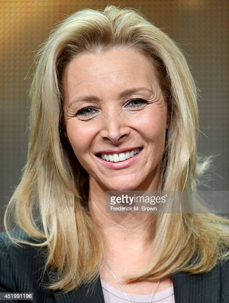 Executive Producer/Actress Lisa Kudrow speaks onstage at the 'The Comeback' panel during the HBO portion of the 2014 Summer Television Critics...