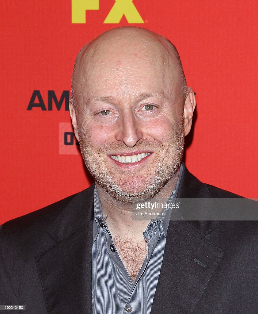 Executive Producer/creator Joe Weisberg attends FX's 'The Americans' Season One New York Premiere at DGA Theater on January 26, 2013 in New York City.