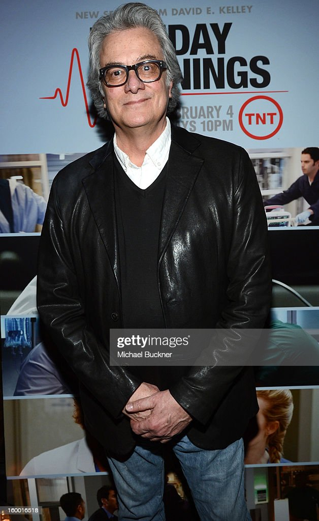 Executive Producer/Director Bill D'Elia attends 'Monday Mornings' Premiere Reception at at BOA Steakhouse on January 24, 2013 in West Hollywood, California. (Photo by Michael Buckner/WireImage) 23200_001_MB_0135.jpg